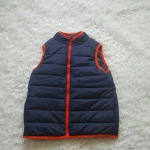 Gymboree size 7/8 boys puffer vest